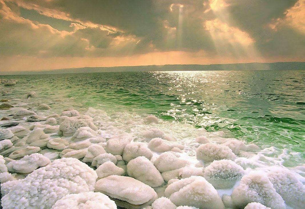 Мёртвое море – уникальный природный SPA